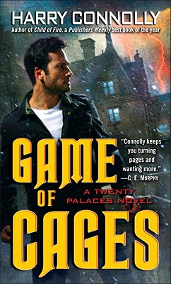 Game of Cages By Connolly, Harry